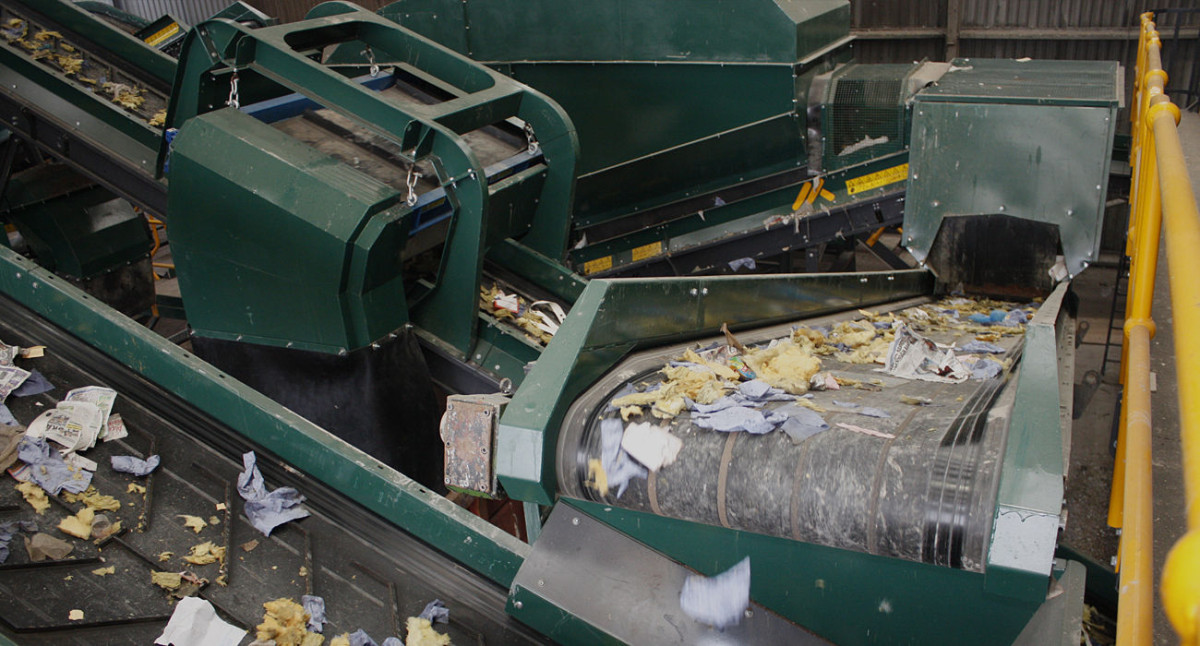 Commercial and Industrial (C&I) Waste Recycling