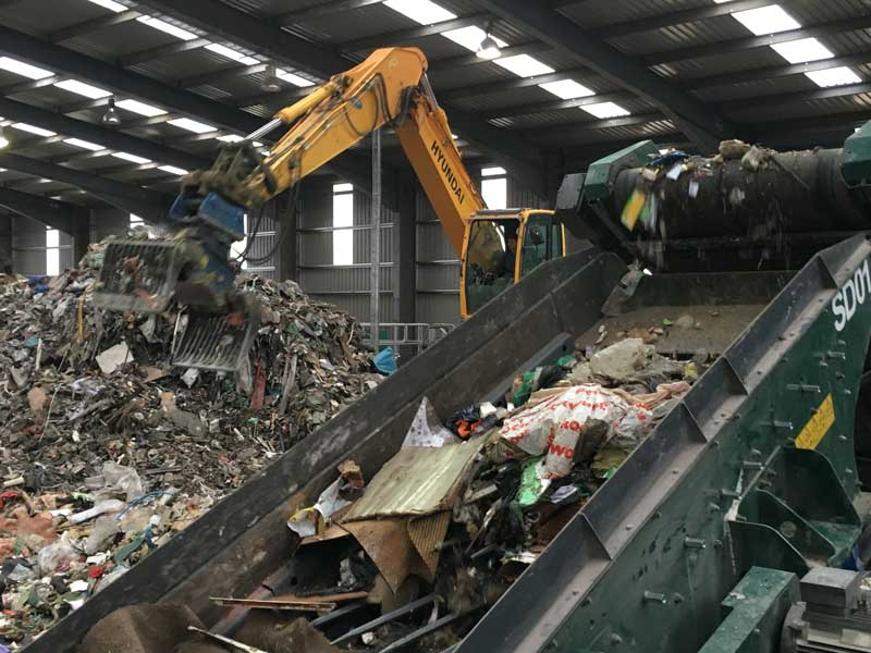 Waste Recycling Equipment-474